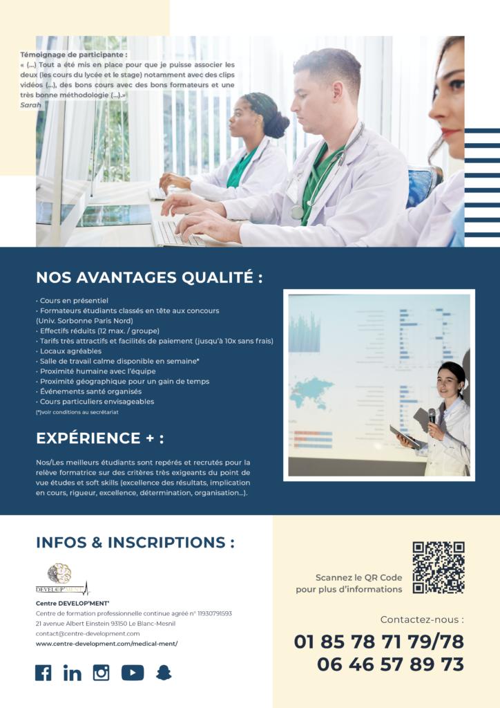 Affiche Médical-MENT' PASS
